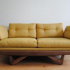 Mid Century Modern Sofa Designs Thin Table Adrian Pearsall Phylum Furniture