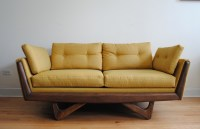 Mid Century Modern Adrian Pearsall Sofa | Phylum Furniture