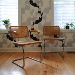 Cesca Chair Replacement Seats Uk Swing Manufacturers Vintage Marcel Breuer Chairs Phylum Furniture