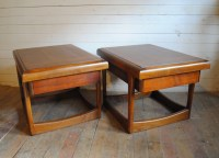 Mid Century Lane End Tables | Phylum Furniture