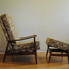 Danish Modern Rocking Chair Nichols And Stone Chairs James | Phylum Furniture