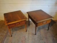 Mid Century Lane Acclaim End Tables | Phylum Furniture