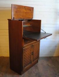 Mid Century Lane Bar Cabinet | Phylum Furniture