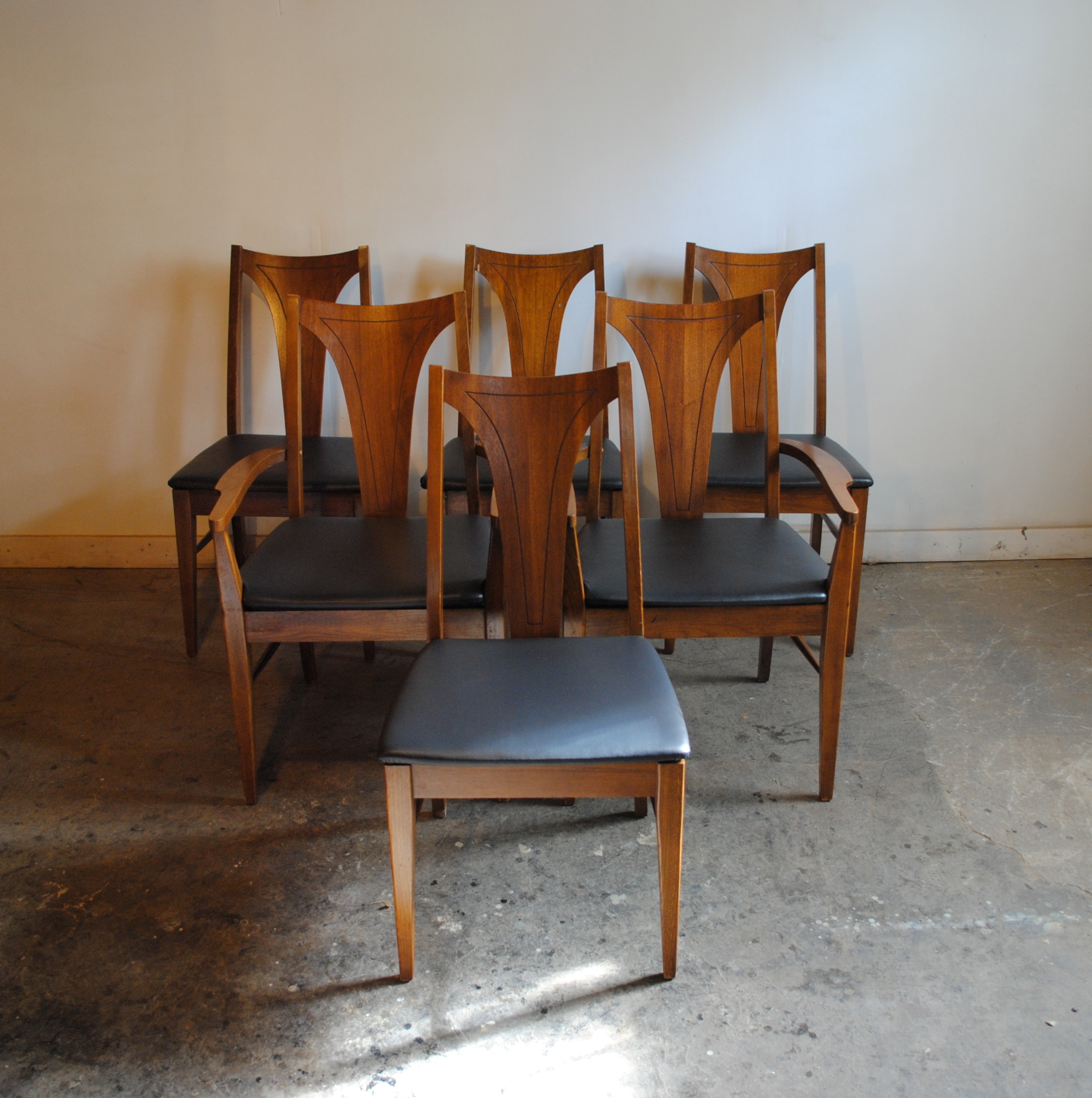 Mid Century Dining Chairs Mid Century Modern Dining Chairs Phylum Furniture