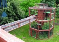 Build Outdoor Cat House Plans DIY english cottage ...