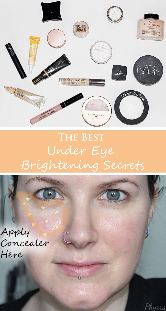 Best Under Eye Brightening Secrets