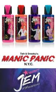manic panic jem and holograms
