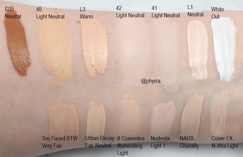 100 Rimmel Fresher Skin