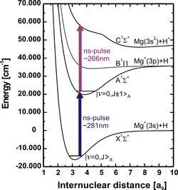 Cold molecular ions