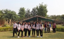 EDUCATIONAL VISIT TO ASOLA pic 2