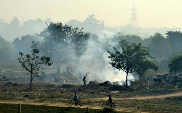 Air Pollution in Rural India