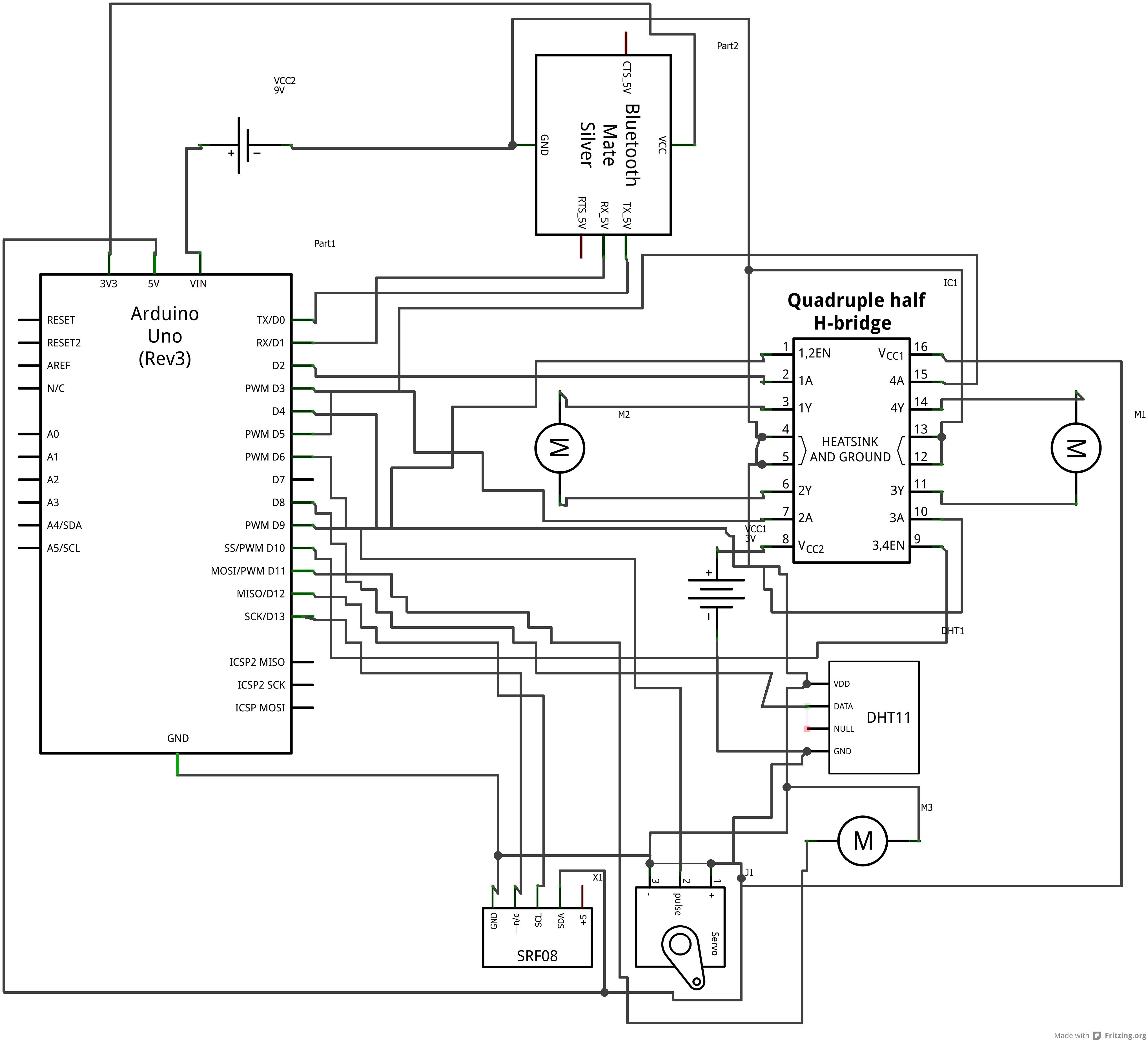 dht11 wiring diagram arduino