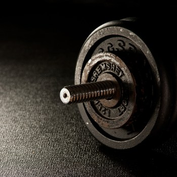 image of barbell