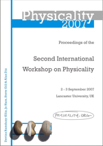 Physicality 2007 Proceedings cover