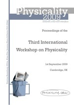 Physicality 2009 Proceedings cover
