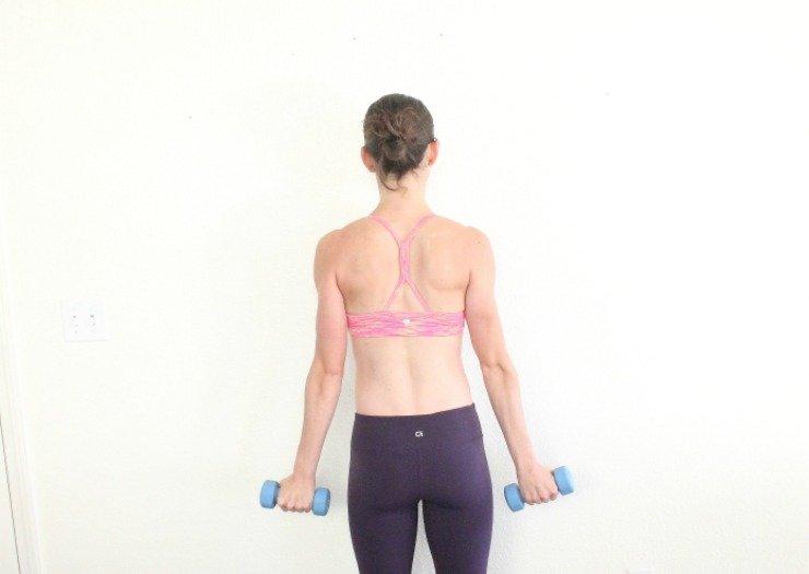 8 moves to BANISH back fat!