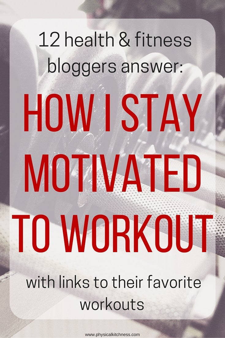 12 health fitness bloggers share their tips and tricks for staying