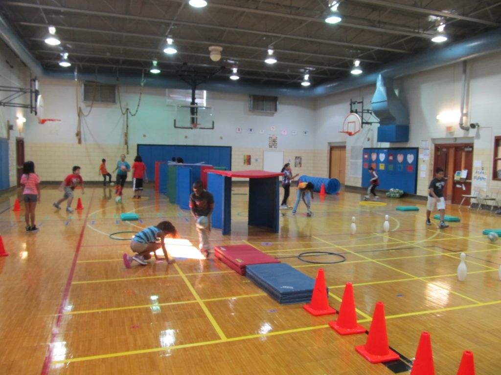 The Benefits Of Physical Activities And Gymnastics Among
