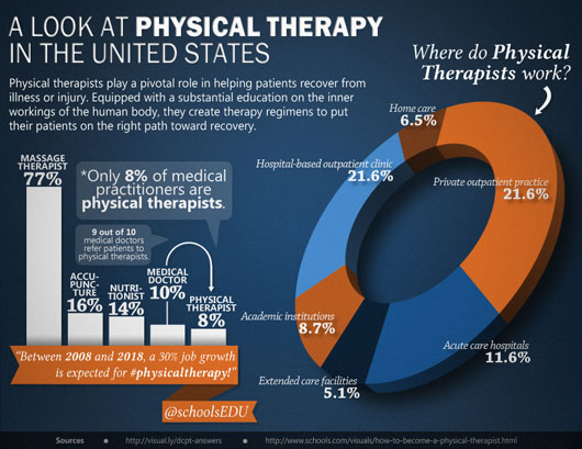 10 Things About Physical Therapy