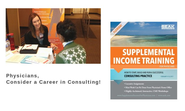 Consider a Consulting Career