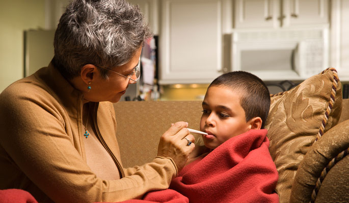 Tips for Caring for a Child with Pneumonia