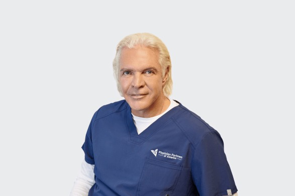 Dr. James St. Louis, Surgical Founder of Laser Spine Institute