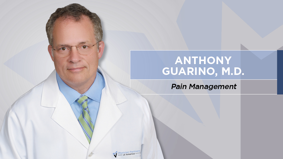 Anthony Guarino MD