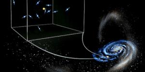 Galactic Accelerometers Probe the Dark Side of a Milky Way