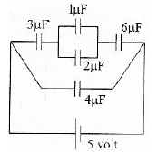 Electrical energy in capacitor circuits