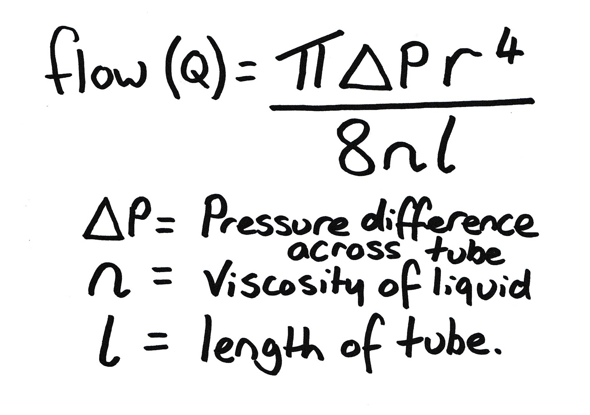 Gas Flow 1 – Theory