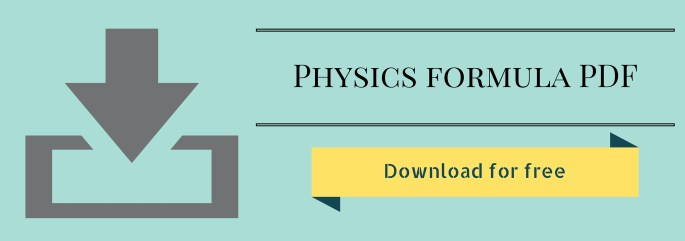 download physics formulas pdf