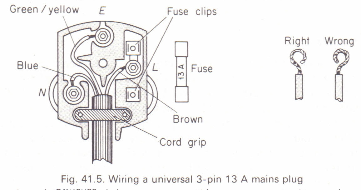 Replacing a fuse Physics Homework Help, Physics