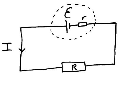 what is electromotive force and internal resistance please