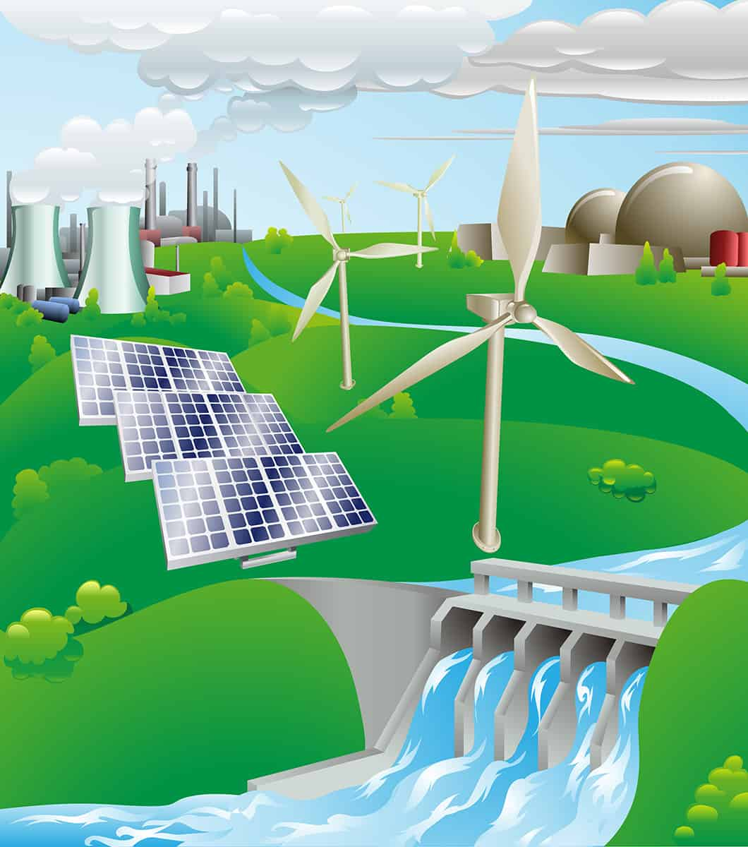 Can We Get To Net Zero Emissions Physics World