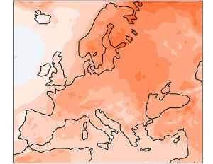 2020 was the hottest year in Europe, according to a report – Physics World