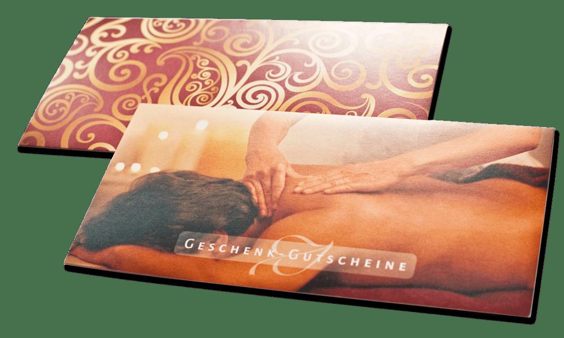 Geschenkgutscheine von Physiotherapie Riemer