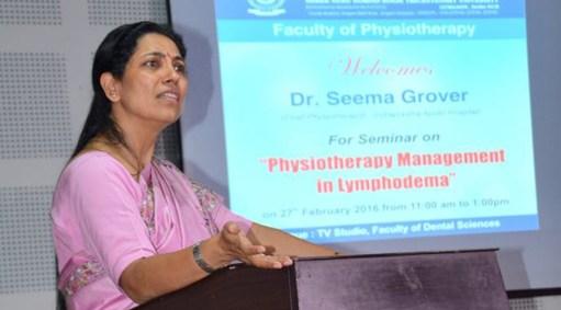 Seminar on Lymphedema (8)