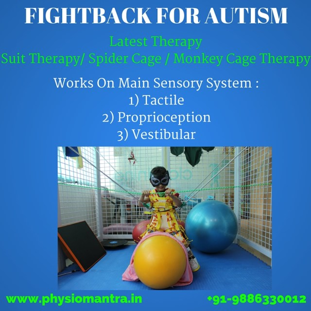FIGHTBACK FOR AUTISM