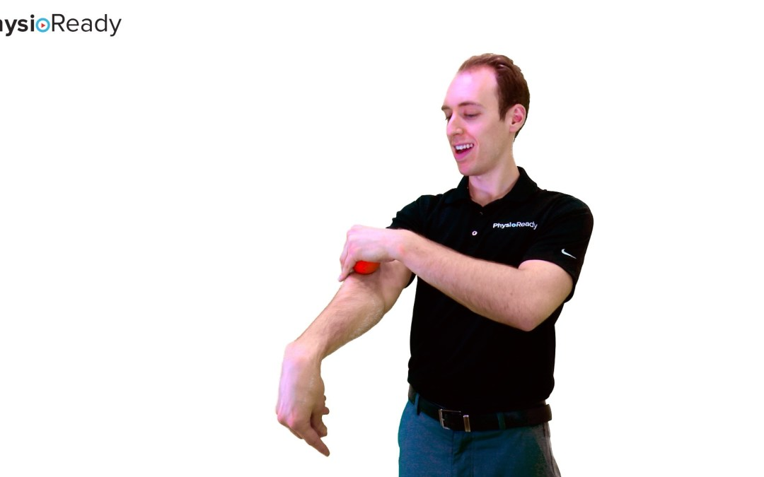 How to Stretch Your Wrist Extensors To Fix Tennis Elbow