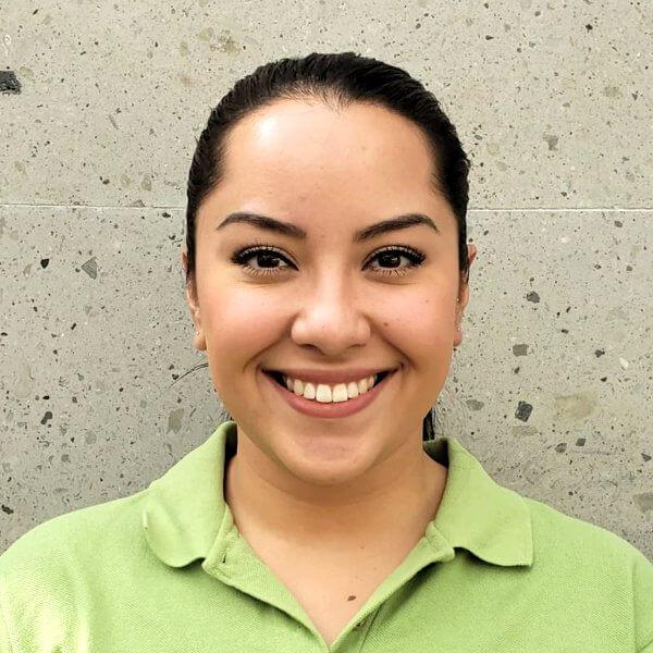 Fisioterapeuta Montserrat Camacho