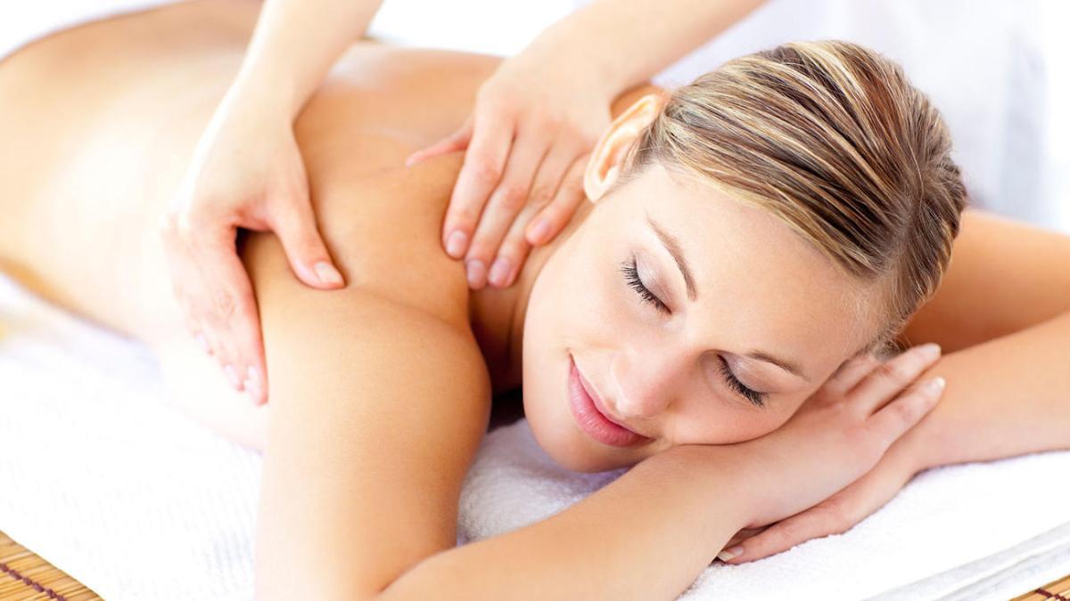 Terapias complementarias: masaje terapéutico