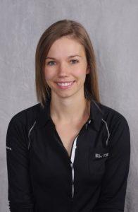 Physiotherapist Karina Zinn