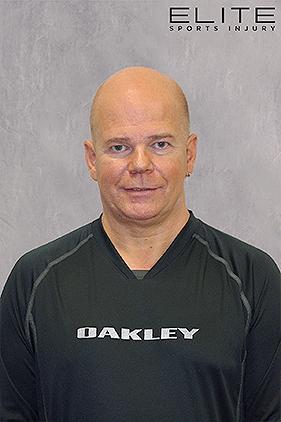 Brad Ross - Winnipeg Physiotherapist, St James Assiniboine