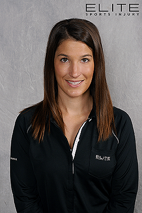 Lorissa Klopak - Winnipeg Physiotherapist, St James Assiniboine