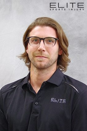 Jay Bachman - Winnipeg Physiotherapist, St Vital