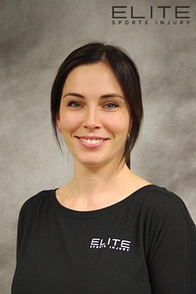 Erin Blaine, Physiotherapist at Elite Sports Injury Physiotherapy, Massage Therapy Winnipeg