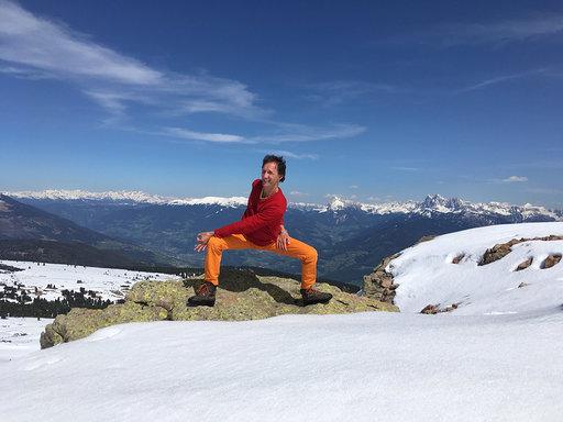 podcast aflevering physioyoga yoga filosofie alberto paganini