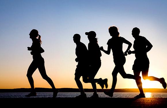 Running Club 580