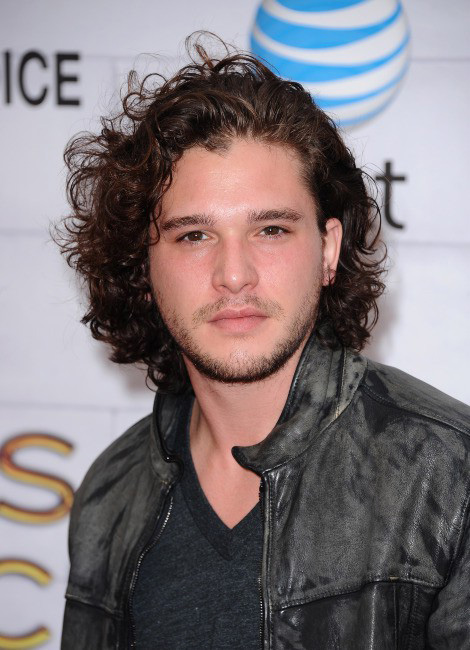 Photos sexy du musclé kit Harington (Jon Snow Game of