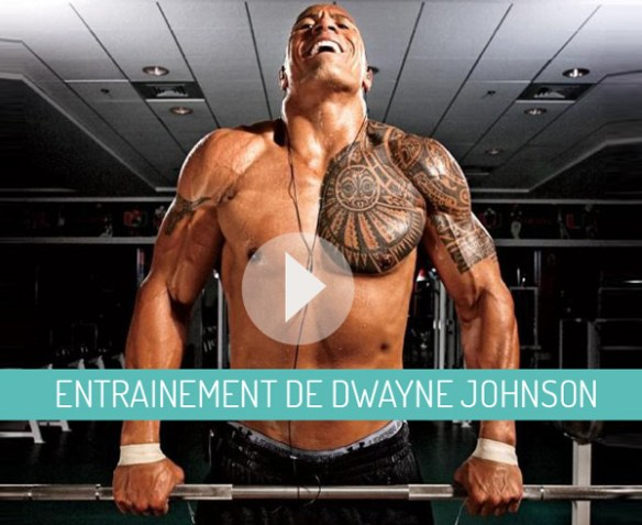 entrainement-Dwayne-Johnson-(The-rock)-video